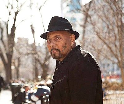 Promotional photo of Aaron Neville Duo. Courtesy of Belly...