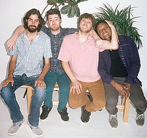 Promotional photo of After Funk. Courtesy of Winstons Bea...