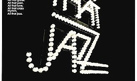 "Promotional film poster for ""All That Jazz"". Courtesy of ..."