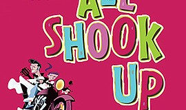 Promo graphic for 'All Shook Up'