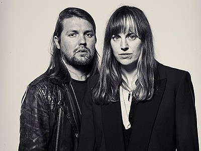 Promotional photo of Band of Skulls. Courtesy of Belly Up...