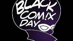 Promotional graphic for Black Comix Day 2020. Courtesy of WorldBeat Center.