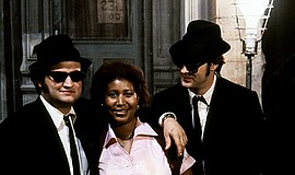 "Promotional still photo from the movie ""The Blues Brother..."