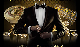 Promotioinal graphic for Casino Royale event. Courtesy of...