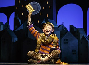 """A photo from """"Charlie and the Chocolate Factory,"""" by Joan..."""