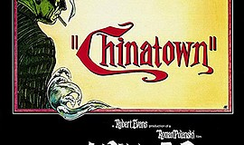"Promotional film poster for ""Chinatown"". Courtesy of IMDB."