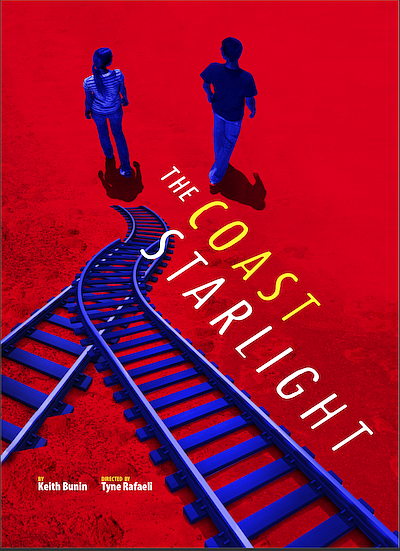Promotional graphic for The Coast Starlight. Courtesy of ...