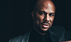 Promotional photo of artist Common. Courtesy of San Diego...