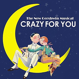 "A poster for ""Crazy for You,"" courtesy of SDMT."