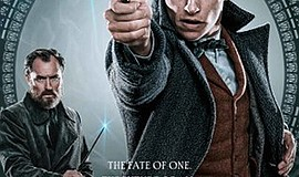 """Promotional poster for the film """"Crimes of Grindelwald"""". ..."""