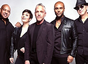 A promotional photo of Dave Koz and Friends, courtesy of ...