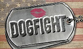 Promo graphic for 'Dogfight' At Coronado Playhouse