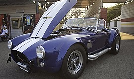 Promotional photo of a classic car for Encinitas Cruise N...