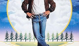 "Promotional film poster for ""Field of Dreams"". Courtesy o..."
