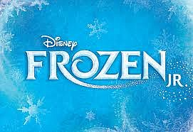 """A promotional graphic for """"Frozen, Jr.,"""" courtesy of CCAE."""