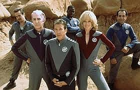 """A photo from the film """"Galaxy Quest,"""" courtesy of San Die..."""
