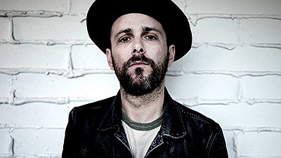Promotional photo of musician Greg Laswell. Courtesy of B...