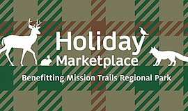 Promotional graphic for Holiday Marketplace. Courtesy of ...