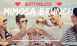 Promotional photo for the mimosa brunch cruise. Courtesy ...