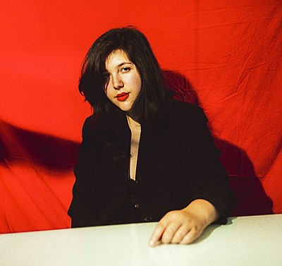 Promotional photo of singer Lucy Dacus. Courtesy of Belly...