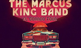 Promo graphic for The Marcus King Band