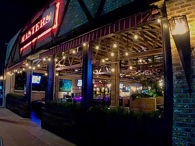 Promotional photo of the exterior of Masters Kitchen and ...