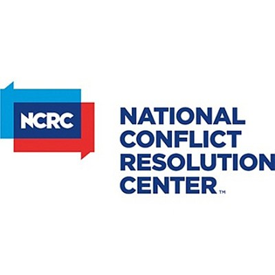 Promotional graphic of the National Conflict Resolution C...