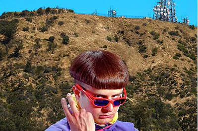 Promotional graphic of Oliver Tree. Courtesy of Observato...