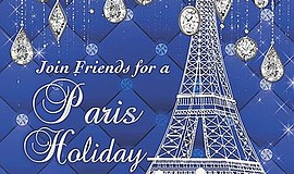 """Promotional graphic for """"Paris Holiday"""" tea. Courtesy of ..."""