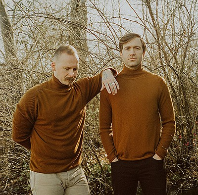 Promotional photo of Penny & Sparrow. Courtesy of Belly U...