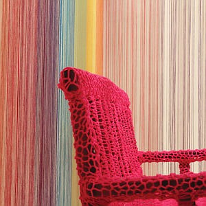A photo of Rainbow Rooms by Pierre le Riche, courtesy of ...