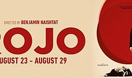 Promo graphic for 'Rojo' At Digital Gym