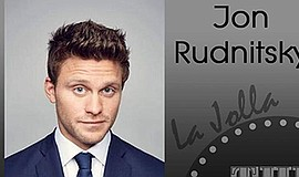 A promotional poster for Jon Rudnitsky, courtesy of The C...