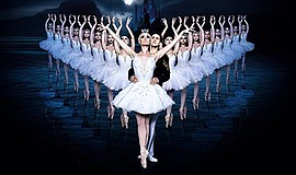 Promotional photo of the Russian Ballet performance. Cour...