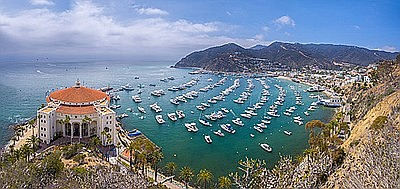 Promotional photo of the Channel Islands. Courtesy of Lin...