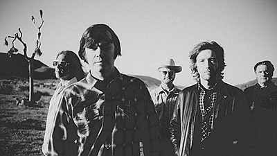 Promotional photo of Son Volt. Courtesy of Belly Up Taver...