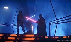 "A photo from ""Star Wars: The Empire Strikes Back,"" courte..."