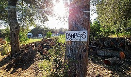 Promotional photo of a campground for Summer Family Camp ...