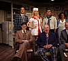 """Promotional photo of the cast of """"The Sunshine Boys."""" Courtesy of North Coast Repertory Theatre"""