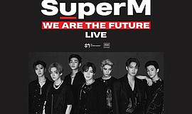 Promo graphic for SuperM