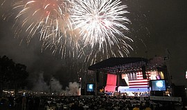 A promotional photo from Star Spangled Pops, courtesy of ...