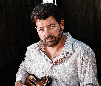 Promotional photo of musician Tab Benoit. Courtesy of Bel...