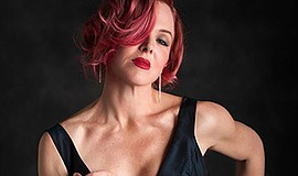 Promotional photo of The Storm Large Holiday Ordeal. Cour...