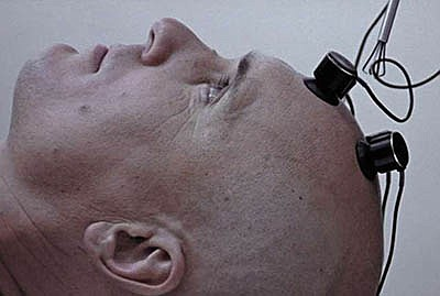 """A photo from the film """"THX 1138,"""" courtesy of Film Geeks SD."""