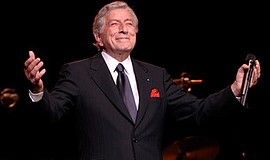 A promotional photo of Tony Bennett, courtesy of Ticketma...