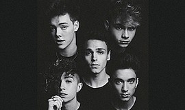 A promotional photo of the band Why Don't We, courtesy of...