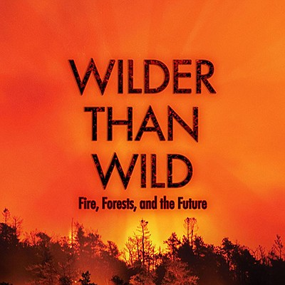 """Promotional graphic for """"Wilder Than Wild"""" film screening..."""