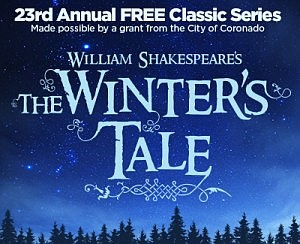Promotional photo for The Winter's Tale. Courtesy of Coro...