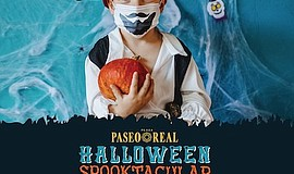Promotional graphic for Halloween Spooktacular. Courtesy ...