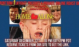 """Promotional graphic of a """"Home Alone"""" movie poster. Court..."""